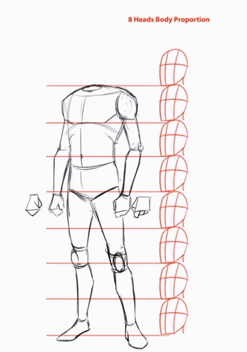 How_to_draw_a_person_whole_body_feet