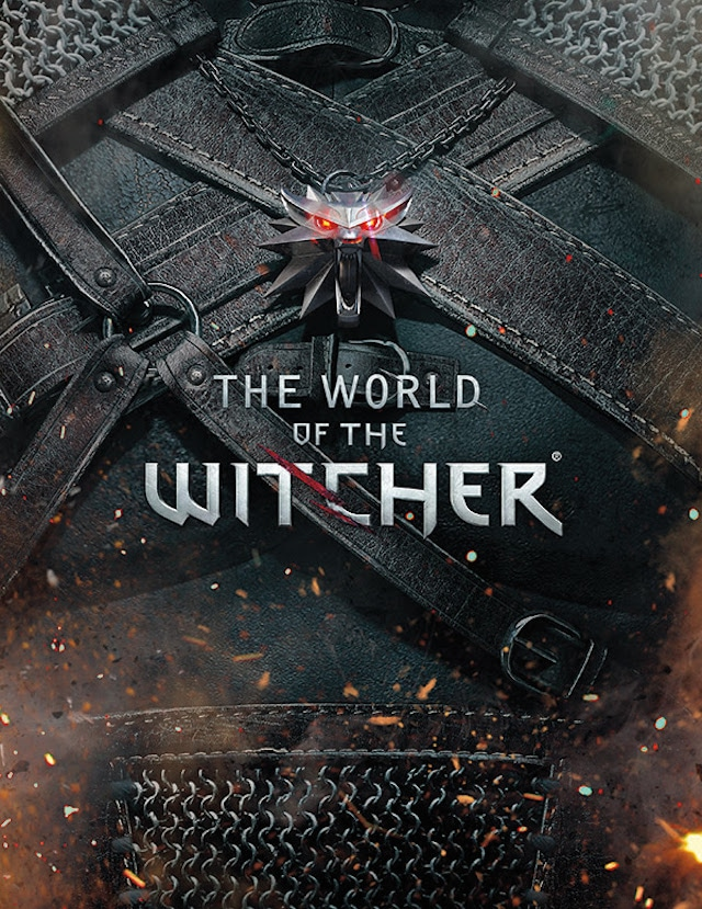 The_World_of_The_Witcher_book
