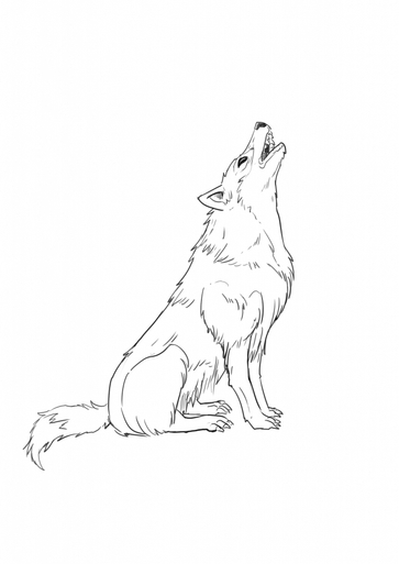6 Ways To Draw A Wolf Realistic Cartoon And Fantasy