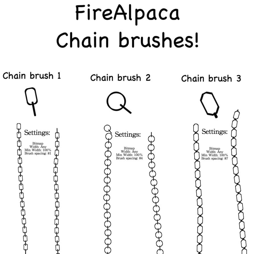 20 FireAlpaca Brush Sets You Can't Miss - Improve Your Drawings