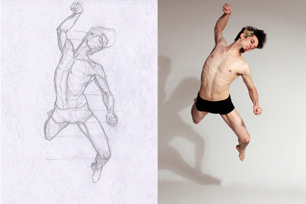 The Best Free Pose Reference Sites For Figure Drawing Improveyourdrawings Com