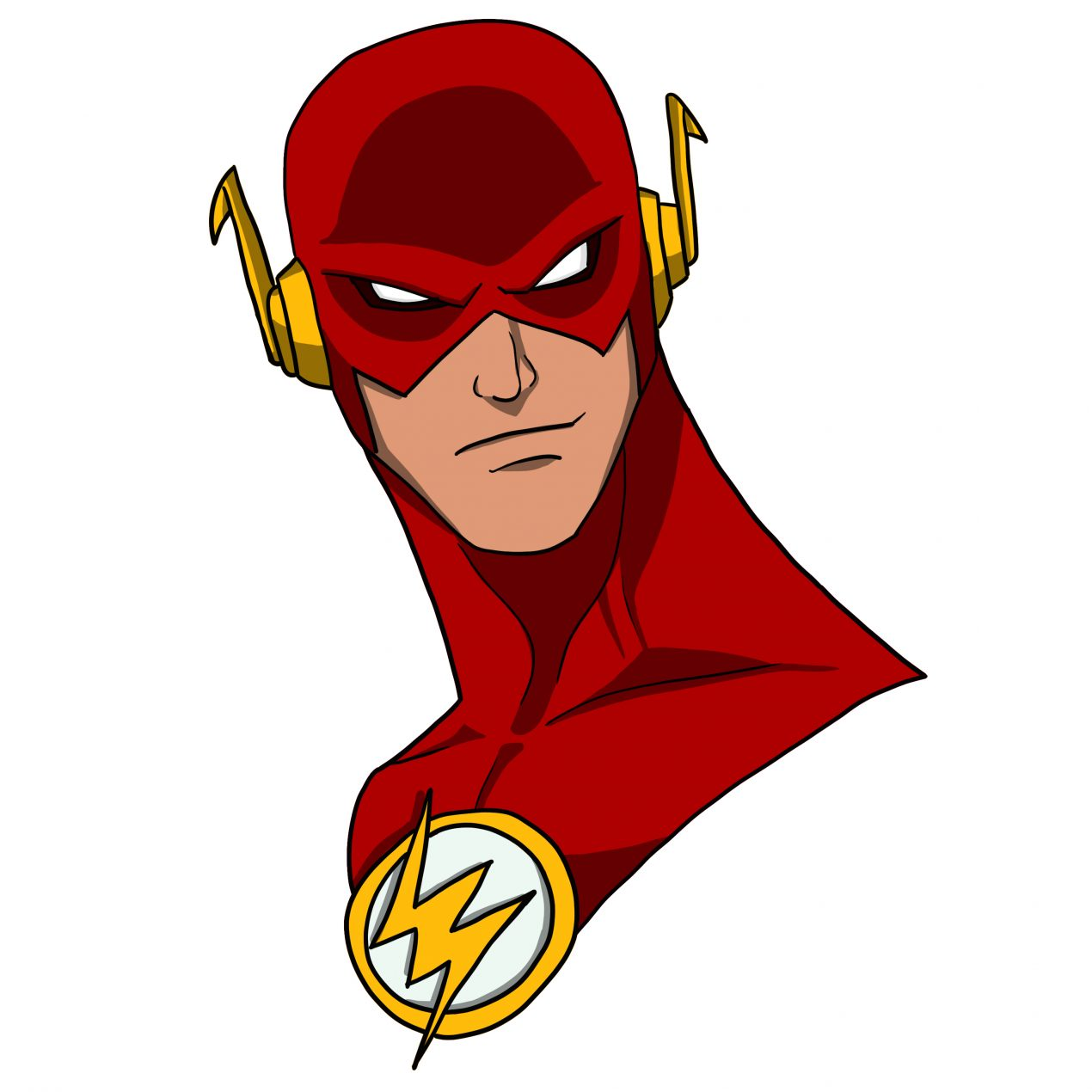 3 ways to Draw Flash From Beginner to Advance Level