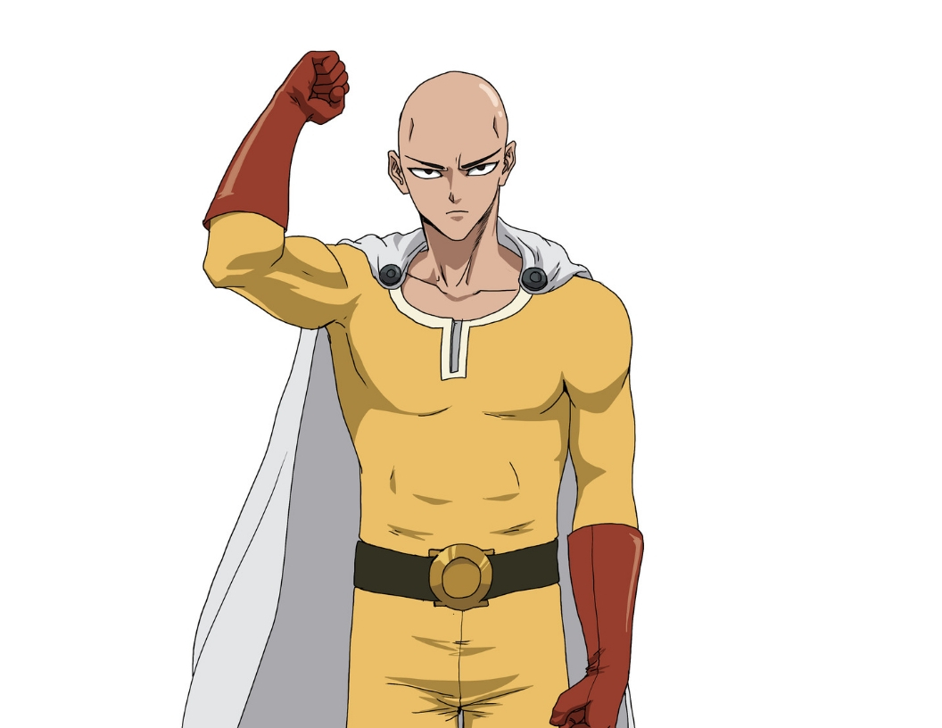 How to Draw Saitama from One Punch Man