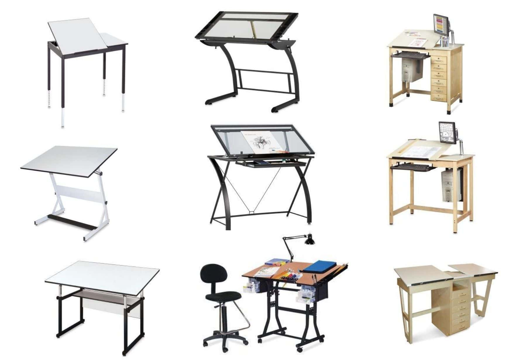 20 Best Drawing & Drafting Tables for Artists and Architects