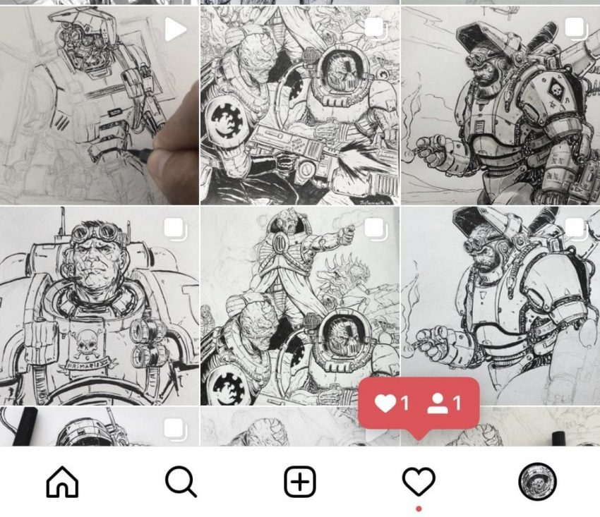 10 Tips to sell your art on Instagram and make good money